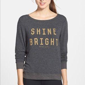 Spiritual Gangster Shine Bright Sweatshirt